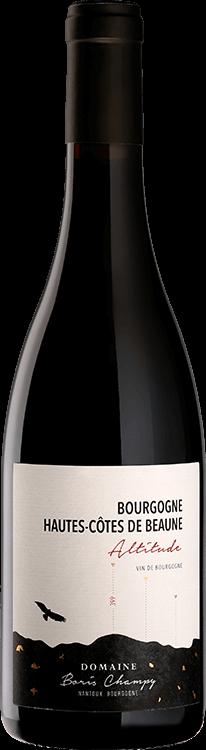 """Domaine Boris Champy : Bourgogne Hautes-Côtes de Beaune """"Altitude"""" 2019"""