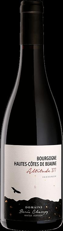 """Domaine Boris Champy : Bourgogne Hautes-Côtes de Beaune """"Altitude 377 Le Clou"""" 2019"""