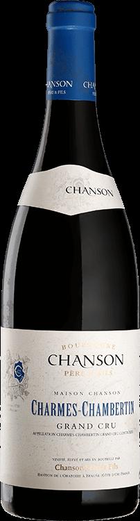 Chanson : Charmes-Chambertin Grand cru 2008