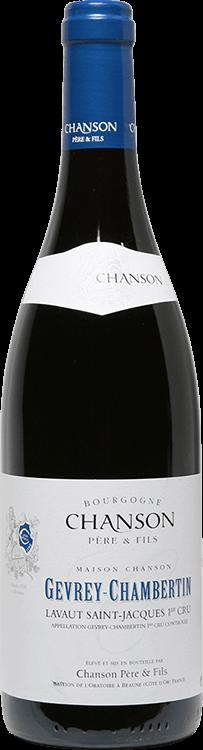 "Chanson : Gevrey-Chambertin 1er cru ""Lavaut Saint-Jacques"" 2007"