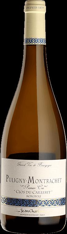 """Jean Chartron : Puligny-Montrachet 1er cru """"Clos du Cailleret"""" 2018"""