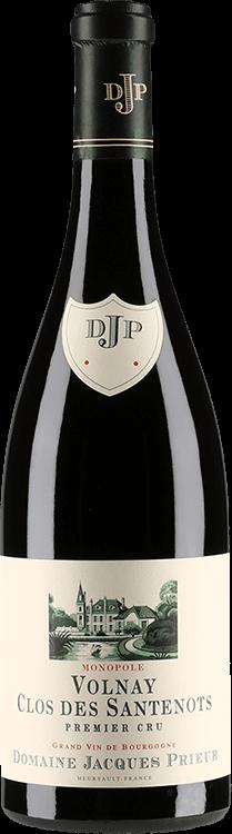 """""""Domaine Jacques Prieur : Volnay 1er cru """"""""Clos des Santenots"""""""" Monopole 2011"""""""