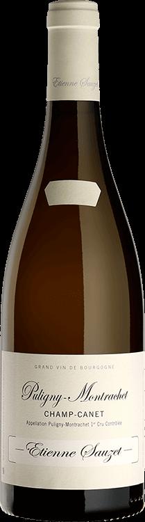 """Etienne Sauzet : Puligny-Montrachet 1er cru """"Champ Canet"""" 2016"""