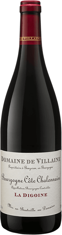 """Domaine A. et P. de Villaine : Bourgogne """"La Digoine"""" 2018"""