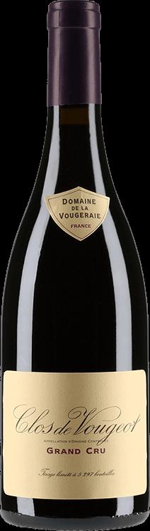 Domaine de la Vougeraie : Clos Vougeot Grand cru 2008