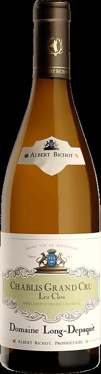 """Albert Bichot : Chablis Grand cru """"Les Clos"""" Dom. Long-Depaquit 2018"""
