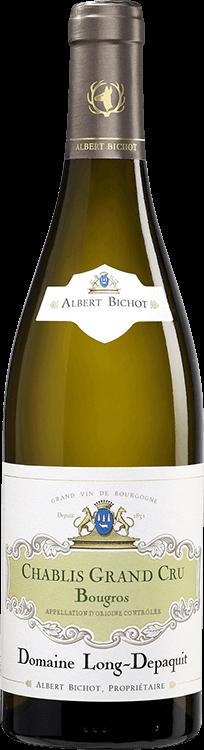 """Albert Bichot : Chablis Grand cru """"Bougros"""" Dom. Long-Depaquit 2019"""