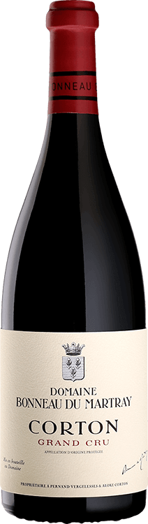 Domaine Bonneau du Martray : Corton Grand cru 2018