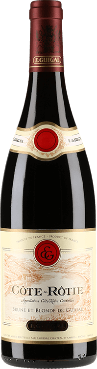 E. Guigal : Brune et Blonde 2015