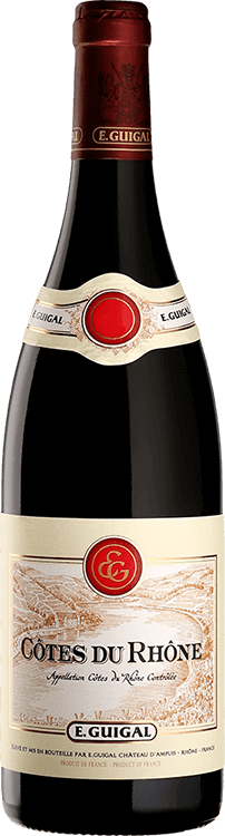 E. Guigal : Côtes du Rhône 2017
