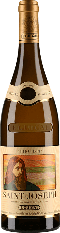 E. Guigal : Lieu-dit Saint-Joseph - Formerly Dom. Jean-Louis GRIPPAT 2016