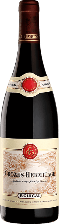 E. Guigal : Crozes-Hermitage 2018
