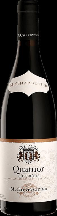 M. Chapoutier : Quatuor 2016