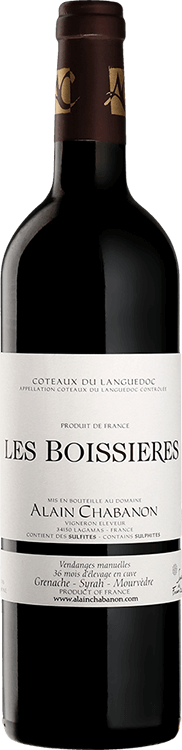 Alain Chabanon : Les Boissières 2014