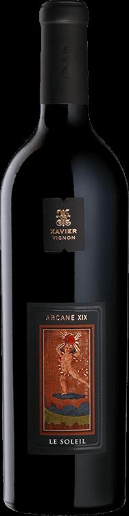 Xavier Vignon : Arcane XIX Le Soleil 2015