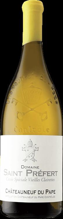 Domaine Saint Préfert : Cuvée Spéciale Vieilles Clairettes 2018
