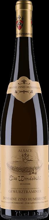 "Domaine Zind-Humbrecht : Gewurztraminer ""Clos Windsbuhl"" 2018"