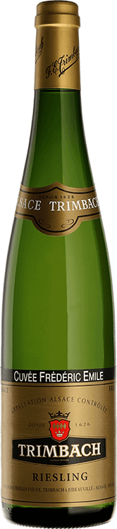 "Maison Trimbach : Riesling ""Cuvee Frederic Emile"" 2011"