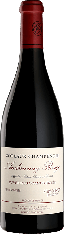 Egly-Ouriet : Ambonnay Rouge 2018