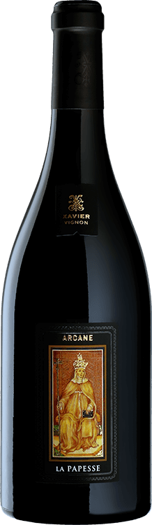 Xavier Vignon : Arcane II La Papesse 2016