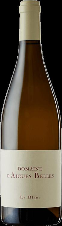 Domaine D'Aigues Belles : Cuvée Le Blanc 2019