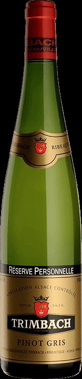 """Maison Trimbach : Pinot Gris """"Réserve Personnelle"""" 2014"""