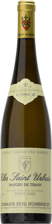 """Domaine Zind-Humbrecht : Pinot Gris Grand cru """"Clos Saint Urbain Rangen de Thann"""" 2006"""