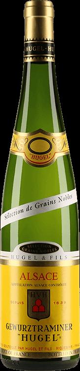 Maison Hugel : Gewurztraminer Sélection de Grains Nobles 1989