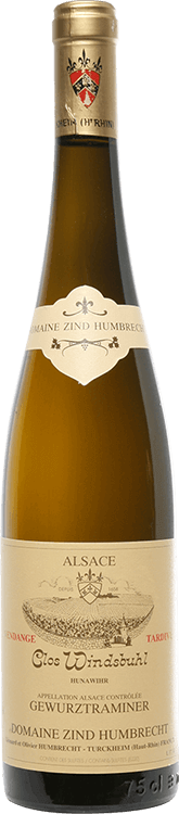 "Domaine Zind-Humbrecht : Gewurztraminer ""Clos Windsbuhl"" Vendanges tardives 2005"