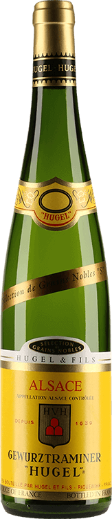 "Maison Hugel : Gewurztraminer ""S"" Sélection de Grains Nobles 2007"