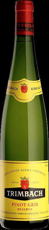"""Maison Trimbach : Pinot Gris """"Réserve"""" 2017"""