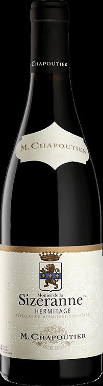 M. Chapoutier : Monier de la Sizeranne 2001