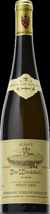 """Domaine Zind-Humbrecht : Pinot Gris """"Clos Windsbuhl"""" Vendanges tardives 2005"""