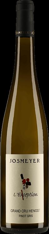 "Josmeyer : Pinot Gris Grand cru ""Hengst L'Exception"" 2000"