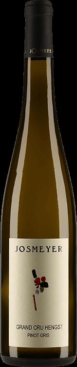 """Josmeyer : Pinot Gris Grand cru """"Hengst"""" 2001"""