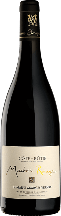 Domaine Georges Vernay : Maison Rouge 2012
