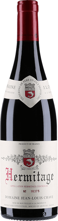 Jean-Louis Chave : Hermitage Domaine 2011