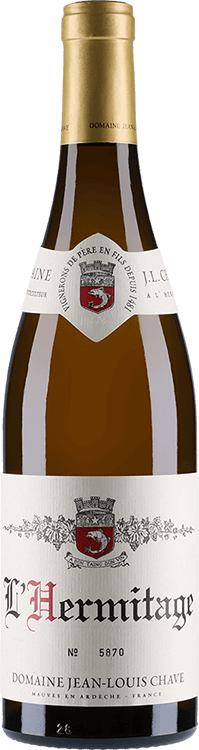 Jean-Louis Chave : Hermitage Domaine 2014