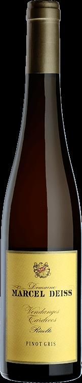 Domaine Marcel Deiss : Pinot Gris Vendanges tardives 2015