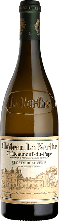 Château La Nerthe : Clos de Beauvenir 2014
