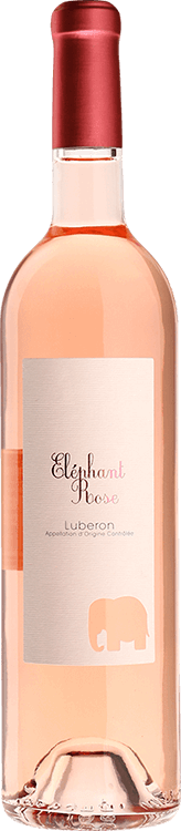 Famille Perrin : Eléphant Rose 2019