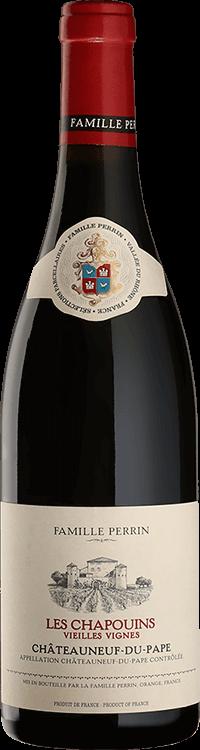 Famille Perrin : Les Chapouins Vieilles Vignes 2012