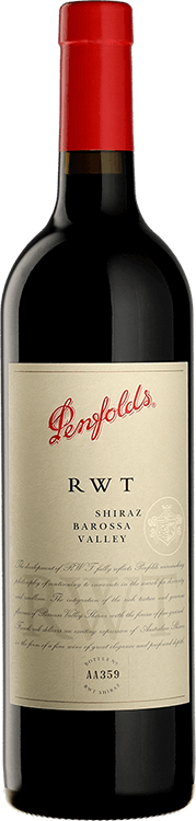 Penfolds : RWT Barossa Valley Shiraz 2012