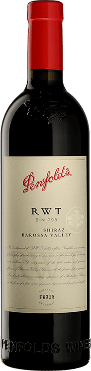 Penfolds : RWT Barossa Valley Shiraz 2015