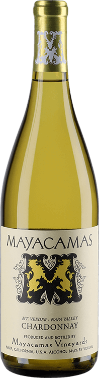 Mayacamas Vineyards : Chardonnay 2018