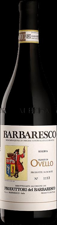 Produttori del Barbaresco : Ovello Riserva 2015