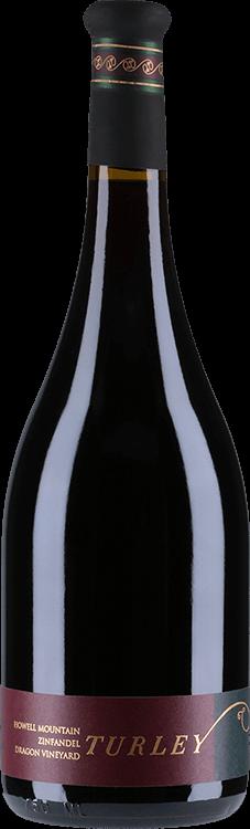 Turley Wine Cellars : Dragon Vineyard Zinfandel 2019