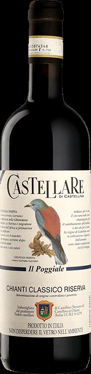 Castellare di Castellina : Il Poggiale Riserva 2017