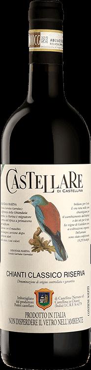 Castellare di Castellina : Riserva 2017