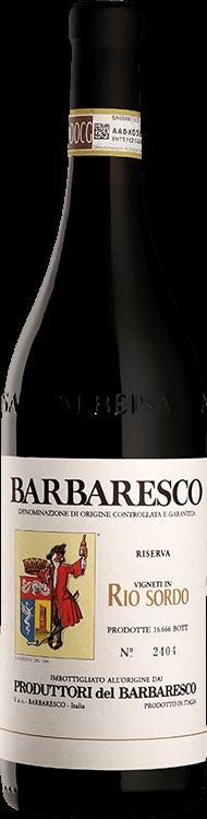 Produttori del Barbaresco : Rio Sordo Riserva 2015